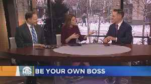 New Survey Finds Millions Of Americans Want To Be Their Own Boss [Video]