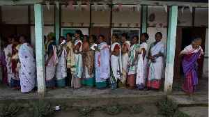 Huge Voter Turnout Expected For India's Election [Video]