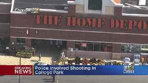 Police Involved Shooting In College Park [Video]