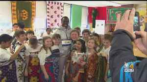 Kenya's Boston Marathon Runners Get Star Treatment At Hopkinton School [Video]