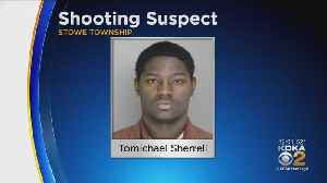 Arrest Warrant Issued For Suspect In Stowe Twp. Fatal Shooting [Video]