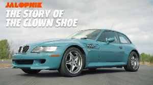 The BMW Z3 M Coupe: Why We Love the Clown Shoe [Video]