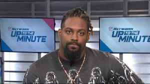 New Orleans Saints defensive end Cameron Jordan reacts to new pass interference replay rules [Video]