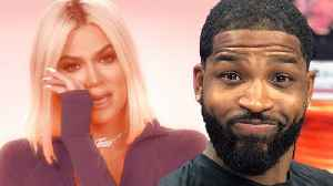 Khloe Kardashian BREAKS DOWN As Tristan Thompson REFUSES To Attend Baby True's 1st Birthday Party! [Video]
