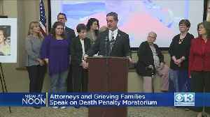 Families Of Murder Victims Respond To Gov. Newsom's Death Penalty Moratorium [Video]
