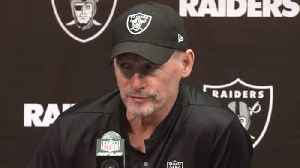 Oakland Raiders general manager Mike Mayock on No. 4 pick: 'We might move up, we might move back ... we won't know until draft n [Video]