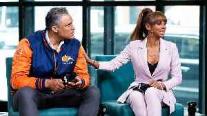 Holly Robinson Peete & Rick Fox Tease An Upcoming Kiss On 'Morning Show Mysteries' [Video]