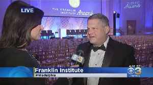 Some Of The Brightest Minds In Science, Technology And Business Are Being Honored At Franklin Institute Awards [Video]