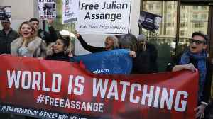 Assange Arrest Leaves Questions About Press Freedom [Video]