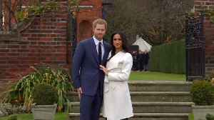 Harry & Meghan Private Birth Reveal [Video]