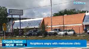 Neighbors of east Orange methadone clinic want the center to be a 'responsible community member,' not a crime magnet [Video]