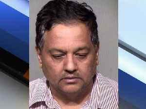 PD: Chandler man arrested for allegedly fondling Lyft driver - ABC15 Crime [Video]