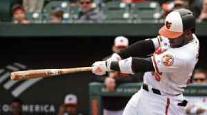 Orioles Dwight Smith Jr., on first home run of the season [Video]