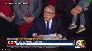DeWine signs Ohio heartbeat bill abortion ban [Video]