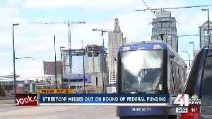 KC Streetcar project misses out on federal funding, timeline remains unchanged [Video]