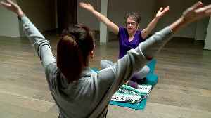 'Yoga Helps Heal Brain Injuries': Indianapolis Yoga Studio Teams Up with Inspiring Foundation [Video]