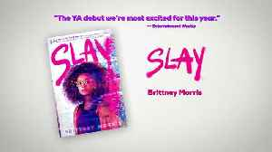 SLAY by Brittney Morris Book Trailer [Video]