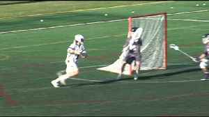 No.17 Lehigh v. Robert Morris men's lax highlights [Video]