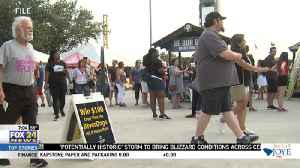 Opening Day For Charleston Riverdogs [Video]