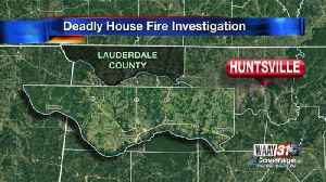 Deadly House Fire Investigation [Video]