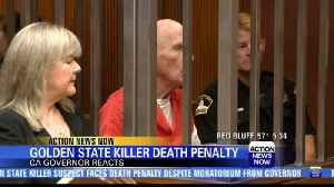 California seeking death penalty against golden state killer suspect [Video]