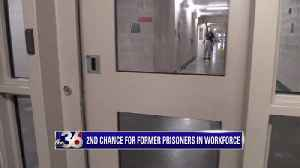 2nd Chance for former prisoners [Video]