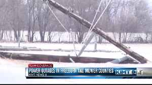 Thousands of power outages across our area [Video]