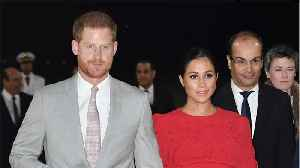 News video: Prince Harry & Meghan Markle Will Welcome New Baby Privately