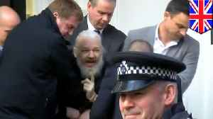 Julian Assange arrested in London at Ecuadorian embassy [Video]
