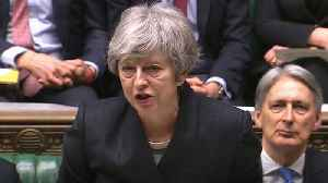 News video: Will Theresa May Take The Brexit Delay?