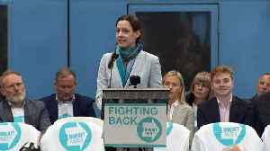 Annunziata Rees-Mogg speaks at Brexit Party launch [Video]