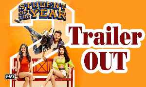 Student Of The Year 2   Tiger, Ananya and Tara in love triangle   Trailer OUT [Video]
