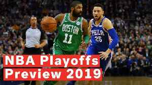 2019 NBA Playoff Preview [Video]