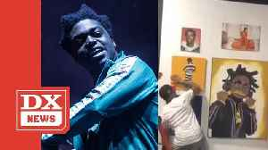 Kodak Black's Reaction To T I  Removing Art From Trap Music Museum Isn't Surprising [Video]