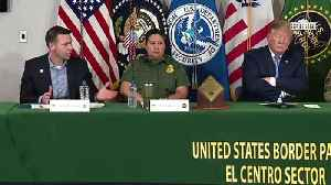 Trump Reportedly Told Border Official He'd Pardon Him If He Were Sent To Jail For Blocking Asylum-Seekers [Video]