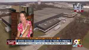 David Dooley sentenced to 43 years in prison [Video]