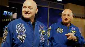 NASA Twins Study Shows How Scott Kelly Changed In Space [Video]