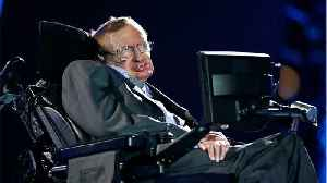 Stephen Hawking Would Have Loved To See The Black Hole [Video]