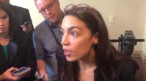 Alexandria Ocasio-Cortez Plays Victim Card [Video]