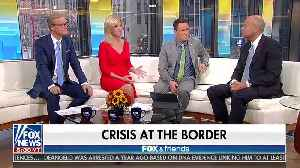 Former Obama DHS Sec'y on the 'crisis' at southern border [Video]