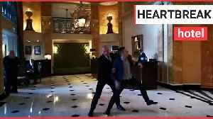 Protesters were thrown out of the luxury Brunei-owned Dorchester Hotel [Video]