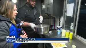 Fish Fry-day's at Badger State Brewing Company for lent [Video]