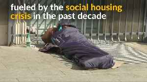 Housing crisis in France leads to rise in homelessness [Video]