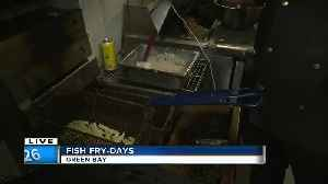 Fish Fry-day's in the Badger State [Video]