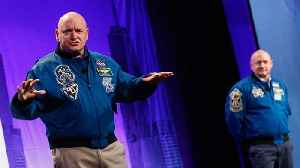 NASA Twins Study Shows What A Year In Space Did To Scott Kelly's Body [Video]