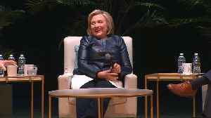 Hillary Clinton Says 'Game of Thrones' is the Most Realistic Political Series on Air [Video]