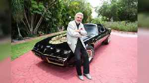 Actor Burt Reynolds' Car Going Up For Auction [Video]