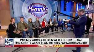 Angel families on the need for border security in America [Video]
