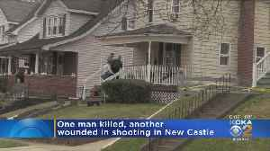 Report: New Castle Police Investigate Fatal Double-Shooting [Video]