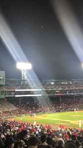 Drone Flies Over Fenway During Red Sox Game Leaving Fans Wondering [Video]